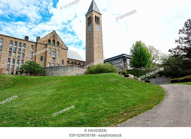 Cornell University in Ithaca, New York