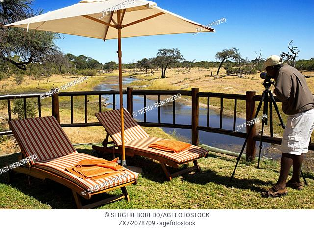 Savute Elephant Camp by Orient Express is located in the dry Savute Channel in Chobe National Park . The experience here is radically different from the other...