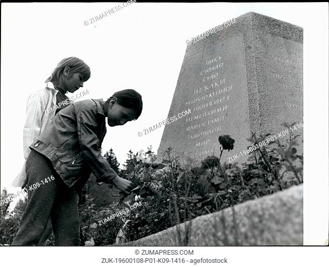 1962 - Lezaky (to mark the 35th anniversary of its destruction) On June 24, 35 years will have elapsed since a small peaceful village of Lezaky in eastern...