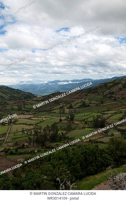 Via Pasto-Guaitarilla, Nari?±o, Colombia