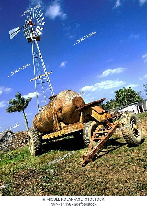 Farm in El Pablo, Pinar del Río, Cuba