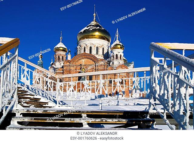 Belogorsky Piously-Nikolaev mans monastery
