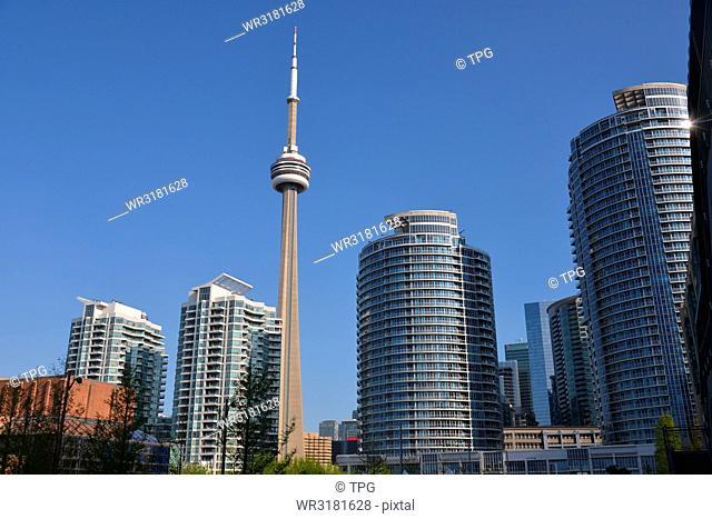 spot- CN Tower