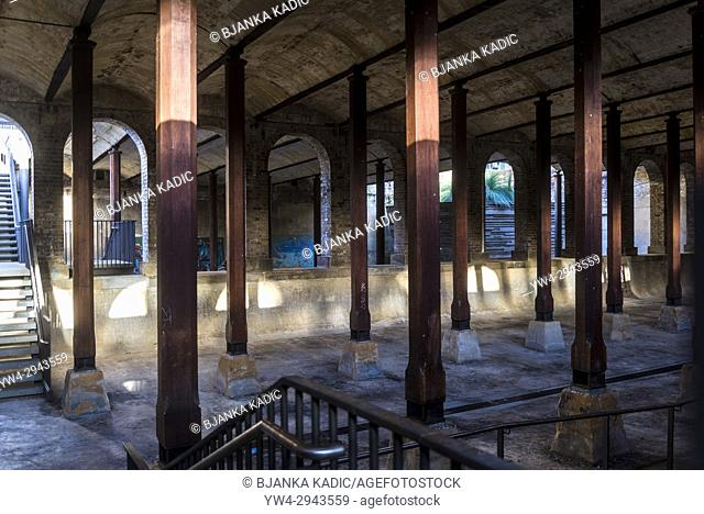 Paddington Reservoir, Sydney, NSW, Australia