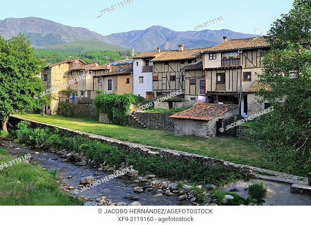 Hervás. Ambroz Valley. Cáceres province. Extremadura. Spain