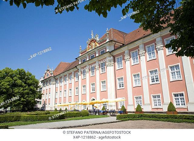 Neues Schloss 1712 - 1762, Meersburg, Germany