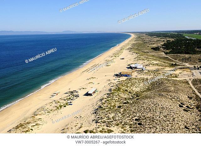Carvalhal beach. Comporta, Alentejo. Portugal