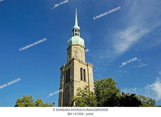 Reinoldikirche (Reinoldi Church), Dortmund, North Rhine-Westphalia, Germany