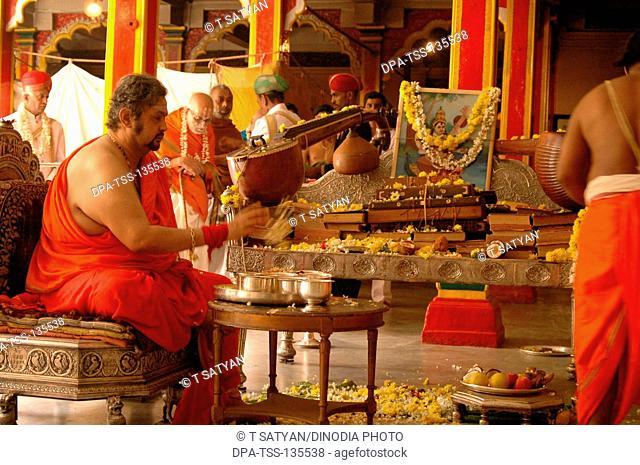 Dussera dusera festival celebration in Mysore ; Karnataka ; India