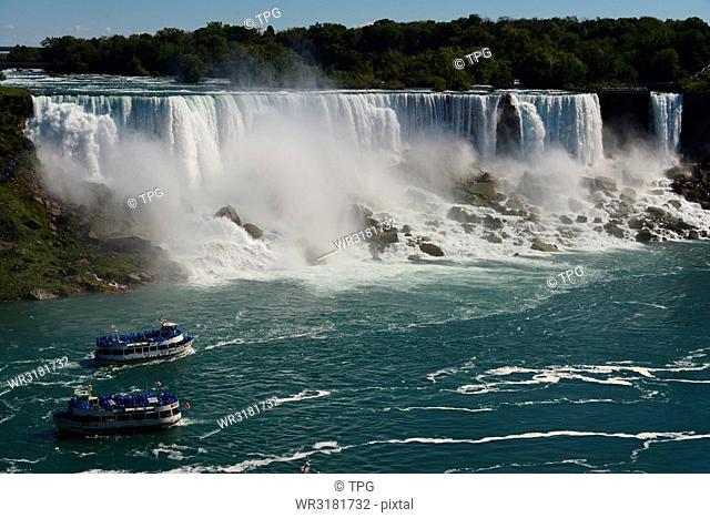 Niagara Falls/ spot- American Falls