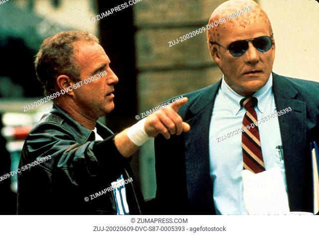 1988, Film Title: ALIEN NATION, Director: GRAHAM BAKER, Pictured: GRAHAM BAKER, JAMES CAAN. (Credit Image: SNAP/ZUMAPRESS.com)