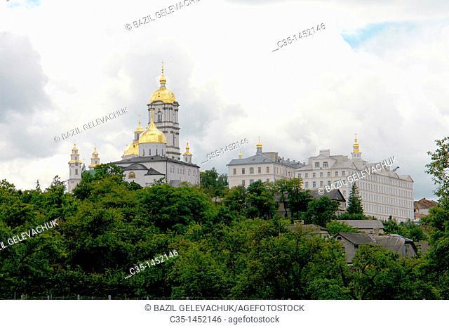 Holy Dormition Pochayiv Lavra  ukraine