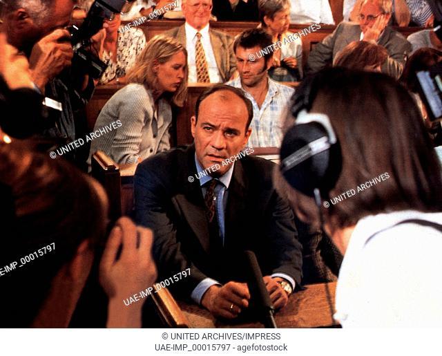 Der Campus, (DER CAMPUS) D 1997, Regie: Sönke Wortmann, HEINER LAUTERBACH, Stichwort: Interview, Reporter