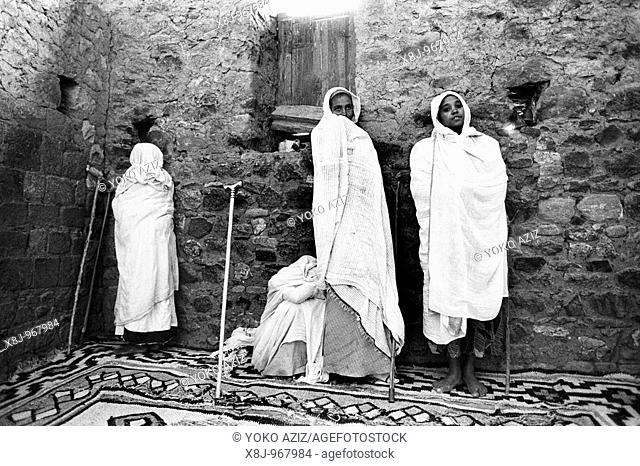 ethiopia, lalibela, Na'Akuto La'Ab church
