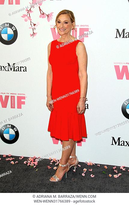 Women In Film 2017 Crystal + Lucy Awards held at The Beverly Hilton Hotel - Arrivals Featuring: Gayle Nachlis Where: Los Angeles, California