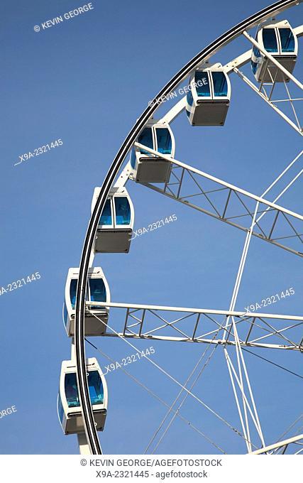 Big Ferris Wheel, Helsinki; Finland