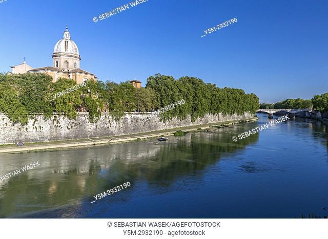 San Giovanni de' Fiorentini, Rome, Lazio, Italy, Europe