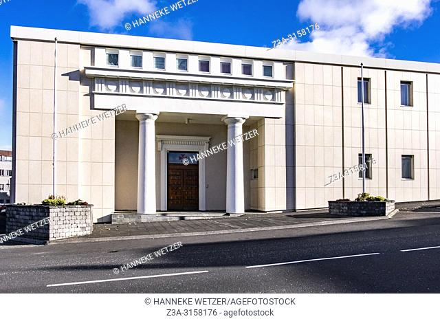 The Icelandic Order of Freemasons, in English also known as the Grand Lodge of Iceland, is the governing body of regular Freemasonry in Iceland