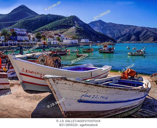 Morocco, Sheba, on the Mediterranean coast
