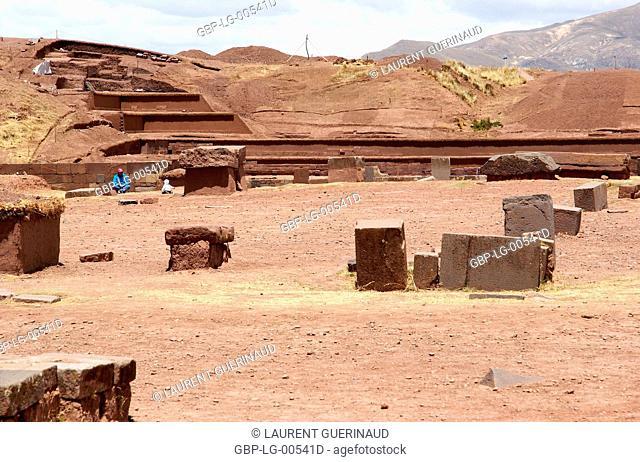 Tiwanaku, Department of La Paz, Pedro Domingo Murillo Province, La Paz, Bolívia