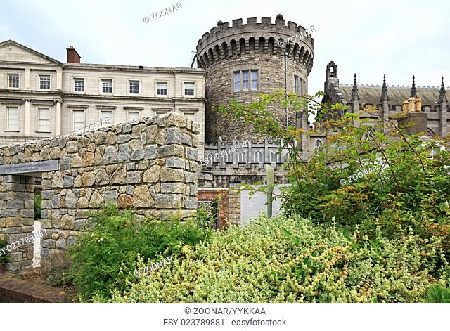 Record Tower in Dublin Castle