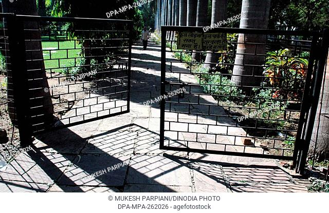 garden, union carbide gas leak tragedy, Bhopal madhya pradesh, India, Asia