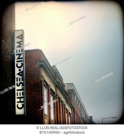 Chelsea Cinema, London