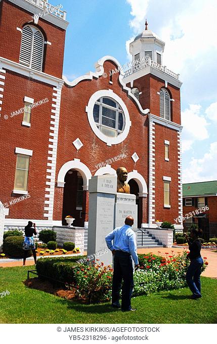 Civil Rights Memorial, Selma Alabama