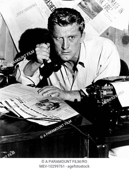 1950 Kirk Douglas Stock Photos And Images Age Fotostock