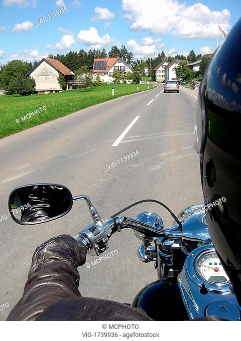 motorcyclist - 01/01/2009