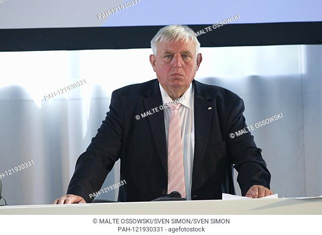 Karl-Josef LAUMANN, Minister of Labor, Health and Social Affairs of the State of North Rhine-Westphalia, Ruhr Conference