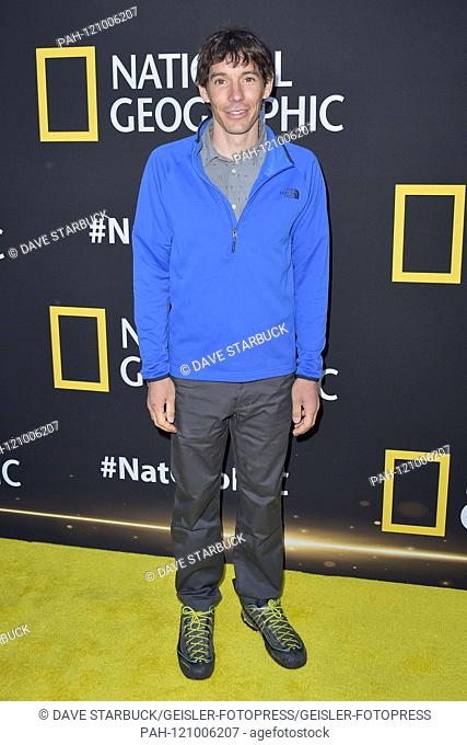 Alex Honnold at the National Geographic Contenders Showcase FYC event at the Greek Theater. Los Angeles, 02.06.2019 | usage worldwide