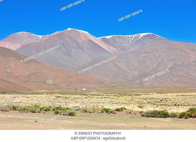 Landscape, Mountains, 2015, Desert, Atacama, Chile