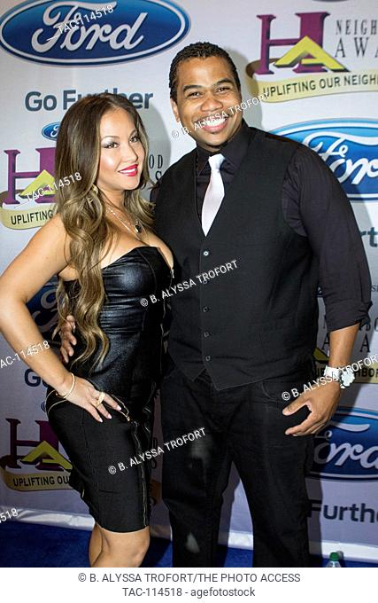 Omar Gooding attends the Blue Carpet at the 2015 Steve Harvey Neighborhoods Awards at the Philips Arena in Atlanta, GA on August 8, 2015
