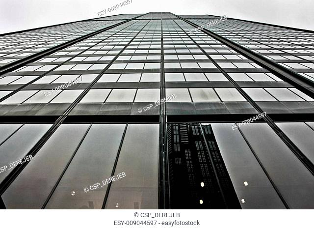 Willis Tower reaching for the sky