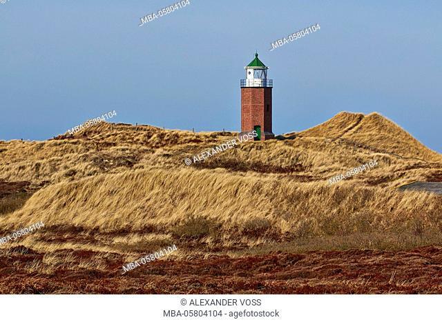 Germany, Schleswig - Holstein, island of Sylt, Kampen