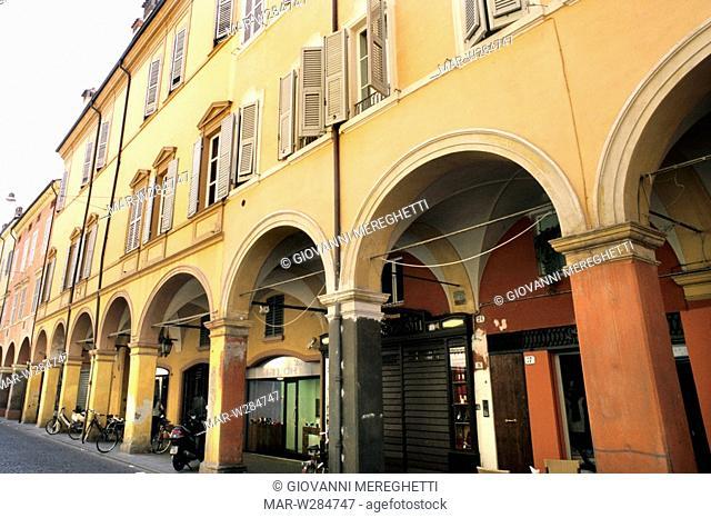 modena, emilia romagna, italia