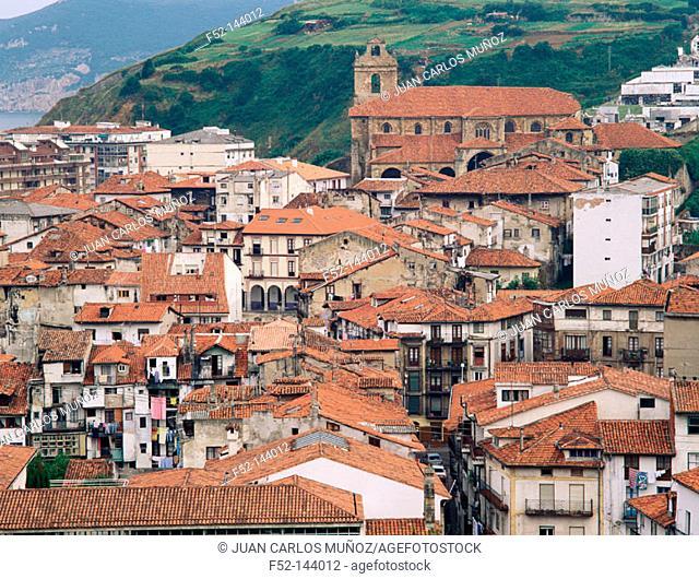 Laredo in Cantabria, Spain