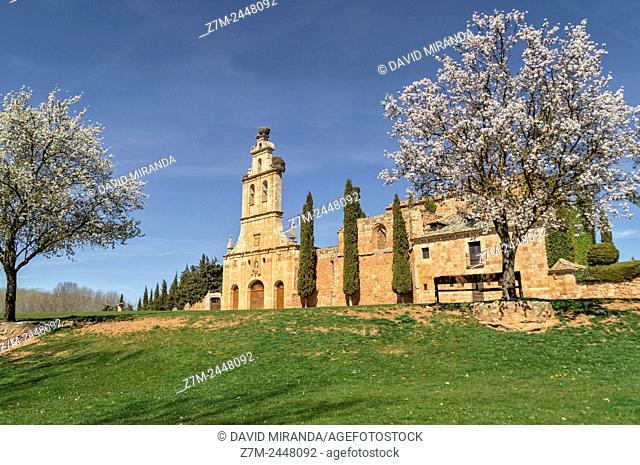 Antiguo convento de San Francisco, Ayllón. Conjunto histórico artístico. Segovia province. Castile-Leon. Spain