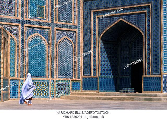Ali tomb blue mosque Stock Photos and Images | age fotostock
