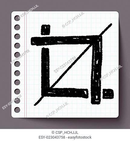 Pencil sketch border Stock Photos and Images | age fotostock