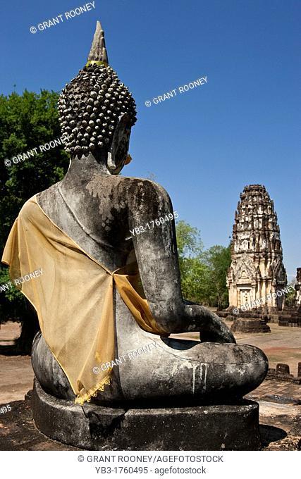 Wat Phra Phai Luang, Sukhothai, Thailand