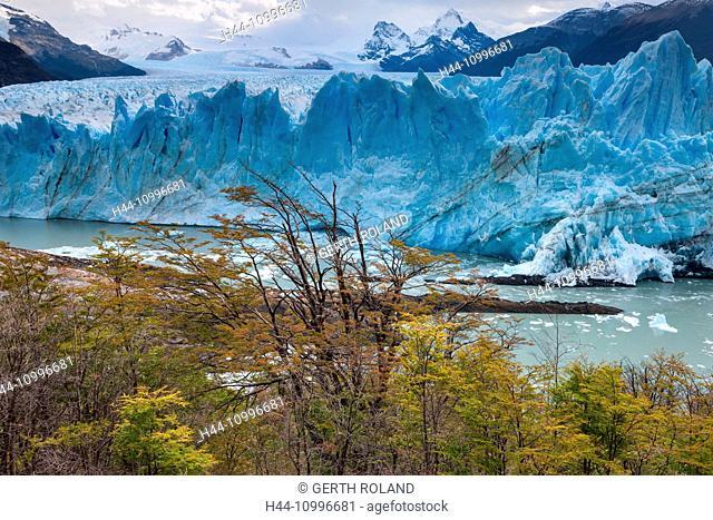Perito Moreno, glacier, Argentina, Patagonia