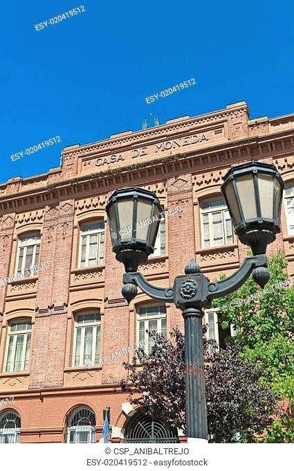 Former Casa de la Moneda at Buenos Aires, Argentina