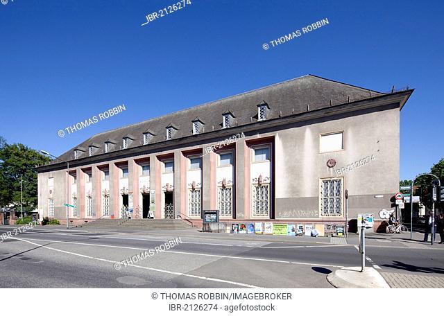 Ernst-von-Huelsen Building, Philipps University Marburg, Museum, Marburg, Hesse, Germany, Europe, PublicGround