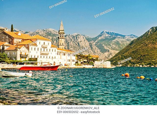 City Perast