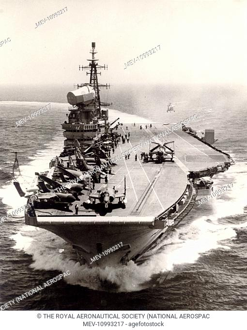 Hms hermes Stock Photos and Images | age fotostock
