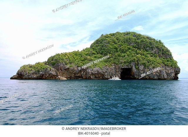 Gato Island, Bohol Sea, Southeast Asia, Philippines
