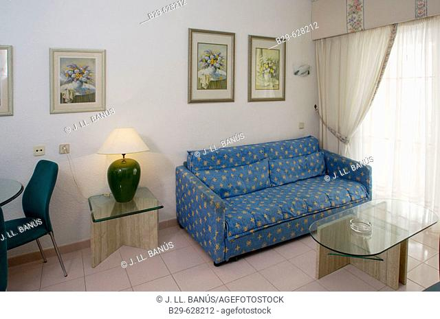 Calpe. Alicante Province. Spain