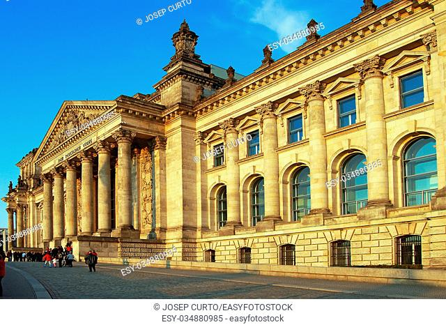 Parliament Berlin Germany